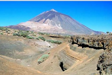 Route 10. Teide Nationalpark: Arenas Negras