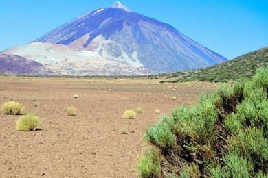 Route 6. Teide Nationalpark: Pista del Filo